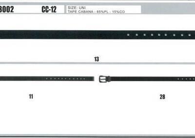 CINTURA SCORPION BAY CABANA AMA3002 - Annuncio 7775437