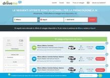 Driiveme: noleggiare un'auto a 1 euro si può