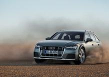 Listini 2019: Audi A6 allroad, si parte da 67.550 euro