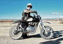 Royal Enfield Desert Runner: la scrambler che manca a listino