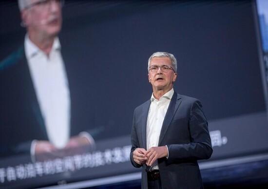 Audi, l'ex CEO Rupert Stadler accusato di frode per il Dieselgate