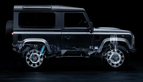 Land Rover Defender, gli accessori per renderla più sportiva (2)