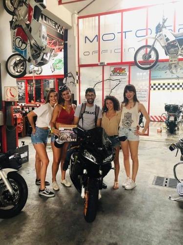 Ciapa la Moto per Garage Italia, un successo (3)