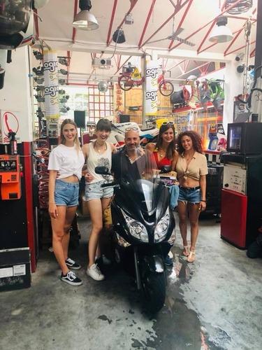 Ciapa la Moto per Garage Italia, un successo (5)