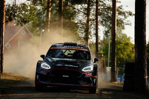 WRC 2019 Finlandia. Tutto in 2 secondi. Latvala-Meeke, Toyota, Tanak dietro a Lappi (2)