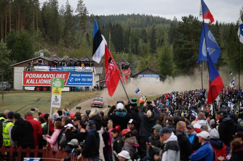 WRC 2019 Finlandia. Il Sabato di Tanak e Toyota (7)