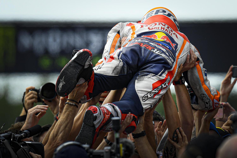 GP della Repubblica Ceca 2019. Dominio totale di Marc Marquez
