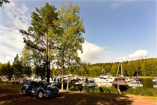 WRC 2019 Finlandia. È Tanak IV, Toyota Yaris WRC (7)