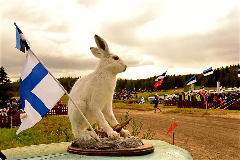 WRC 2019 Finlandia. È Tanak IV, Toyota Yaris WRC
