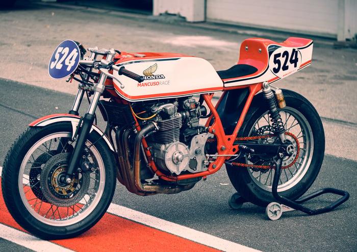 Honda Four 500