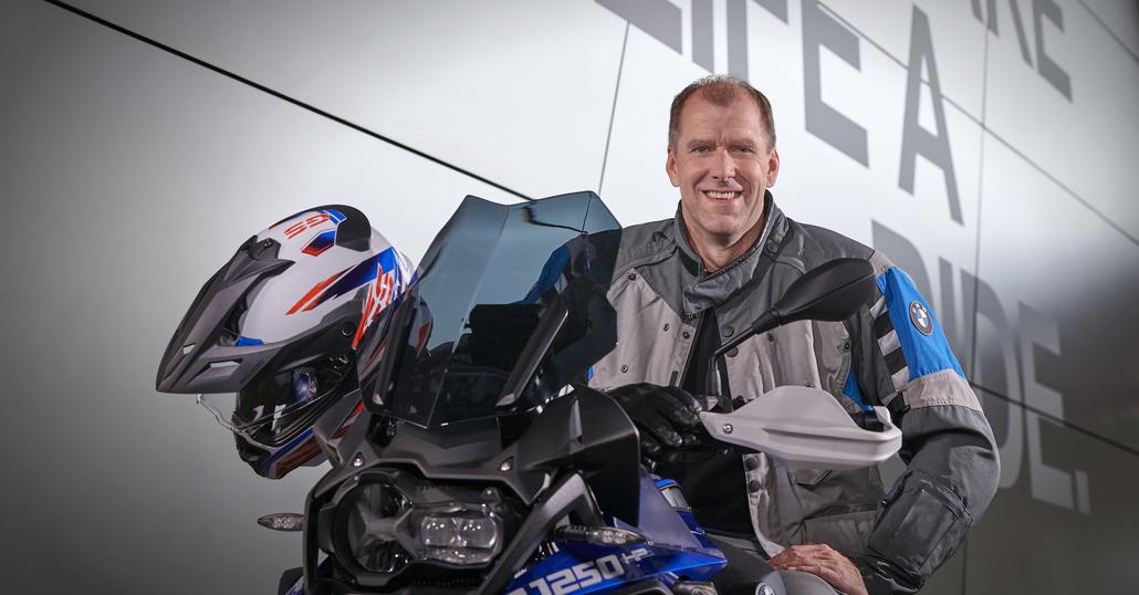 BMW Motorrad, cambio al vertice per lo sviluppo prodotto