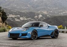 Lotus Evora GT 2020 | 416 CV e -30kg per la coupé britannica