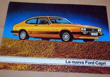 Ford Capri | La piccola Mustang festeggia 50 anni
