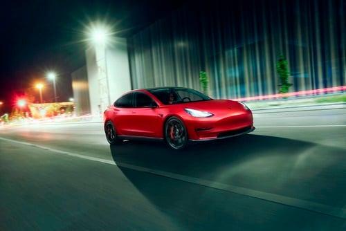 Tesla Model 3 | Novitec la rende...più sportiva! (5)