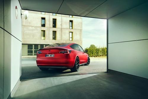 Tesla Model 3 | Novitec la rende...più sportiva! (9)