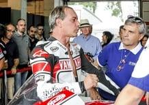 Luca Cadalora: La Honda è messa strana e Marquez fa paura