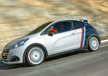 Peugeot 208 GTi/NOVE: omaggio ai successi del CIR [Video]