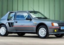 Peugeot 205 T16 | 172.000 euro posson bastare...