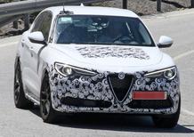 Alfa Romeo Stelvio 2020 | In arrivo un leggero restyling per lei e Giulia
