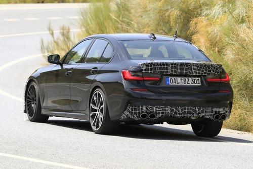 Nuova BMW Alpina B3: ecco il prototipo [Foto gallery] (6)