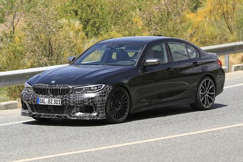 Nuova BMW Alpina B3: ecco il prototipo [Foto gallery] (8)