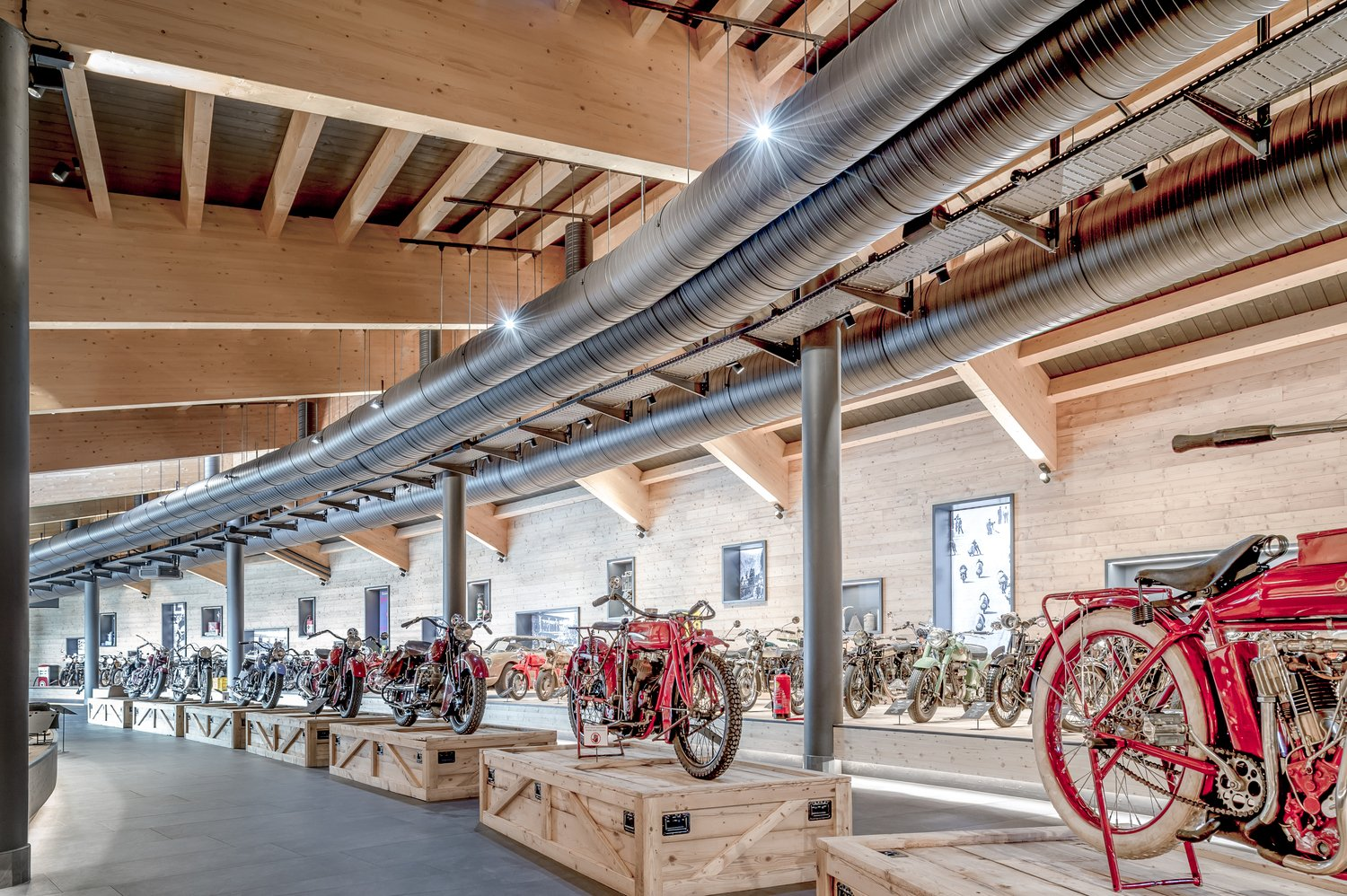 Apre in Tirolo il Top Mountain Motorcycle Museum