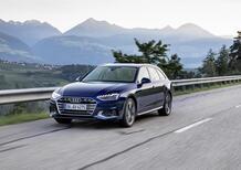 Audi A4 restyling 2019 | Ecco le 30 e 35 TDI oltre a Allroad e S4