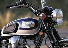 Kawasaki W800, in arrivo una terza versione nel 2020