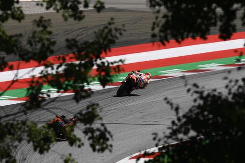 MotoGP 2019. GP Austria, Marc Marquez in pole position