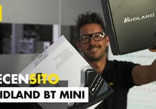 Midland BT Mini 2. Interfono universale per motociclisti. Recensito