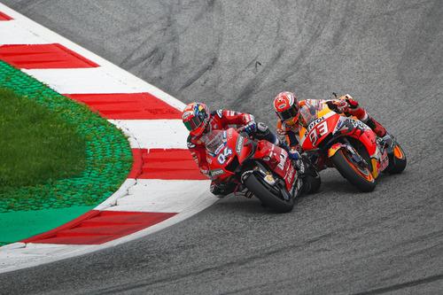 MotoGP 2019 in Austria. Andrea Dovizioso: La vittoria più bella (9)