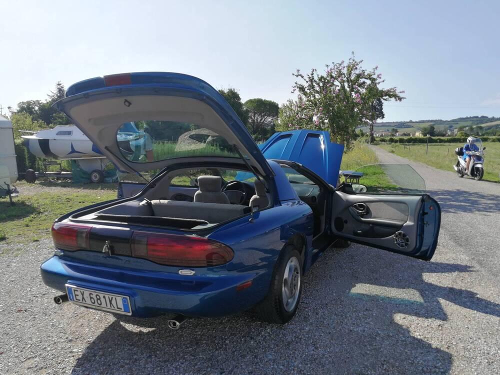 Firebird  Targa top 3.4 V6 1994  d'epoca del 1994 a Pesaro (3)