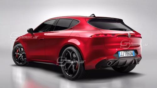 Alfa Romeo nuova Giulietta: ecco (in render) le nuova generazione [Foto Gallery] (3)
