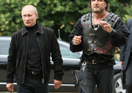 Valdimir Putin e Alexandr Zaldostanov il chirurgo