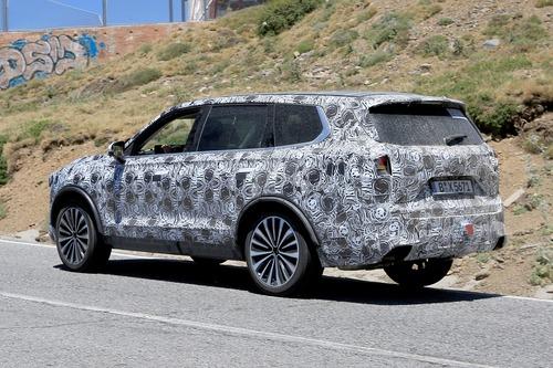 Nuovo SUV Brilliance V9: eccolo in Spagna [gallery] (3)