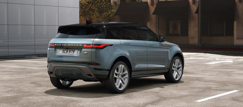 Land Rover Range Rover Evoque 2.0 I4 200 CV AWD Auto HSE (4)