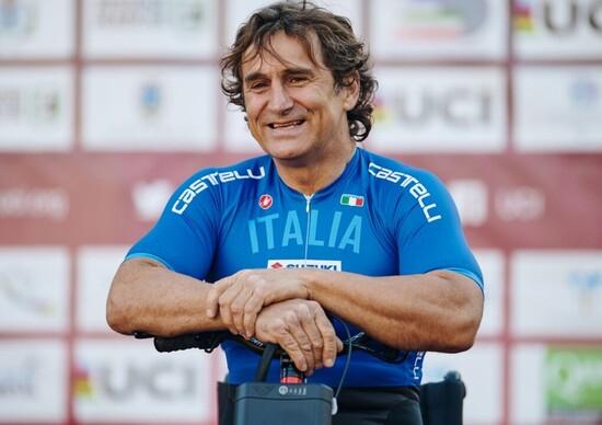 Alex Zanardi ancora campione con la Hand-bike