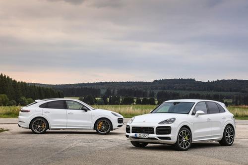 Porsche Cayenne plug-in Hybrid: e-Hybrid e Turbo S e-Hybrid, anche per la Coupé (2)