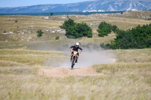 Hungarian Baja 2019. Tris Terranova (Mini). Melot e De Gavardo (KTM) Campioni (9)