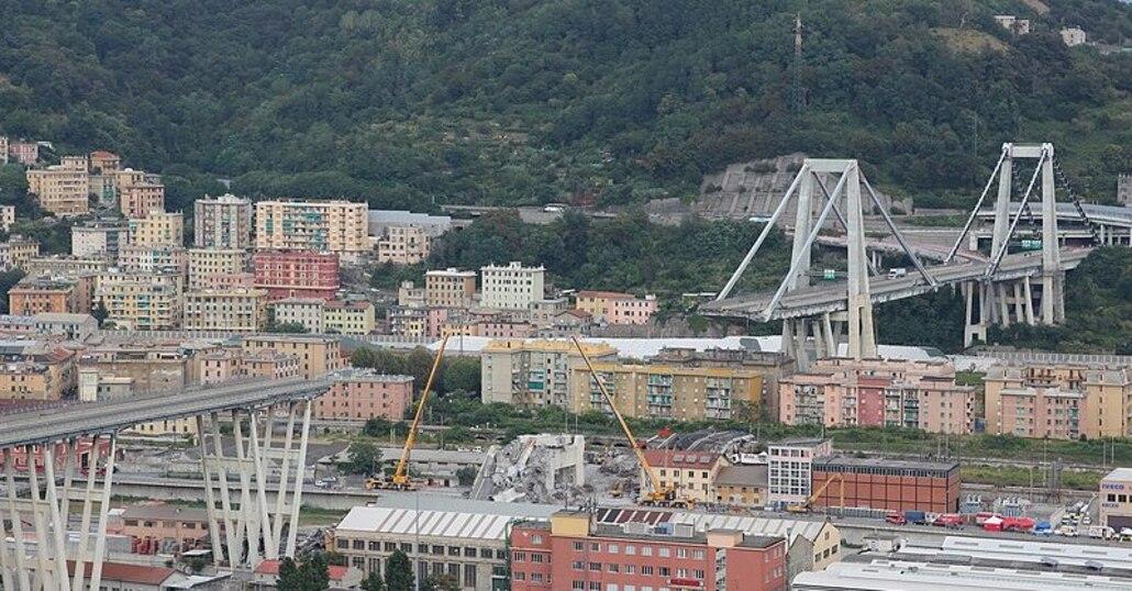Ponte Morandi: un anno fa il crollo. Genova si ferma alle 11.36