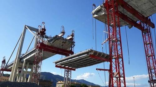 Un anno di Ponte Morandi: cosa è stato fatto dal 2018 ad oggi (8)