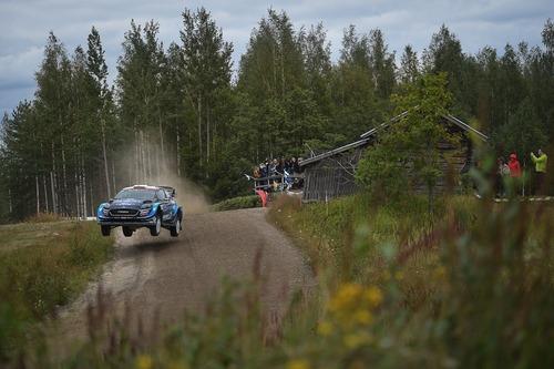 Rally di Finlandia 2019: le foto più belle (7)