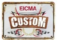 Ela Von Dutch alla guida del team di EICMA Custom