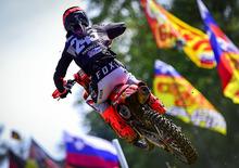 MXGP d'Italia a Imola: Tim Gajser campione del mondo MXGP