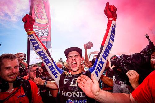 MXGP d'Italia a Imola: Tim Gajser campione del mondo MXGP (2)