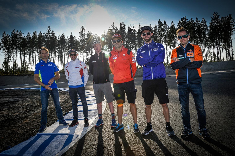 MotoGP, oggi e domani i primi test in Finlandia