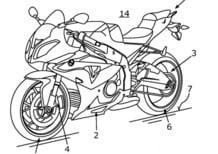 BMW brevetta la sovralimentazione elettrica. Per la S1000RR?