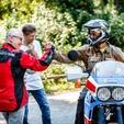 Honda Africa Twin 650 RD03: Test YoungTimer con Alberto Porta