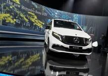 Mercedes EQV: il MPV premium diventa (anche) elettrico [Video]