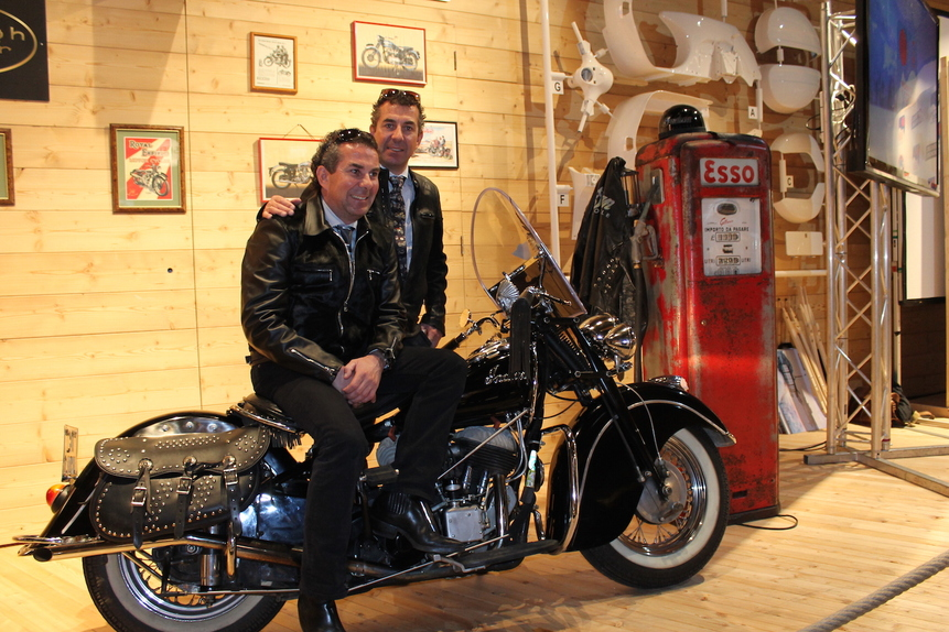 Apre In Tirolo Il Top Mountain Motorcycle Museum News